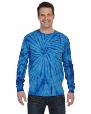 Wholesale T Shirts Tie Dye Long Sleeve Wholesale Suppliers - SPIDER ROYAL