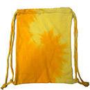 Wholesale T-Shirts Tie Dye Sport Bags - SPIRAL GOLD