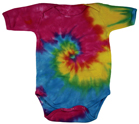 Wholesale Tie Dye Oneses Suppliers - SPIRAL RAINBOW