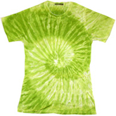 Sublimation Tie Dye T Shirts Ladies Wholesale - 1555-673-S