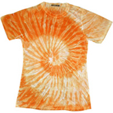 Sublimation Tie Dye T Shirts Ladies Wholesale - 1555-674-S