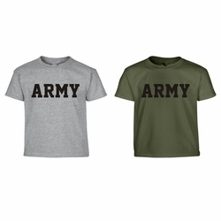 Military T Shirts, Army T Shirts, Wholesale Army T Shirts