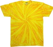 Wholesale - Tie Dye T Shirts - Tie Dye T-Shirts, Wholesale Bulk - NEON PINEAPPLE