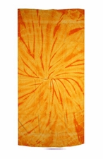 Tie Dye Beach Towels Wholesale - SPIDER GOLD