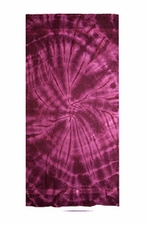 Tie Dye Beach Towels Wholesale - SPIDER PLUM