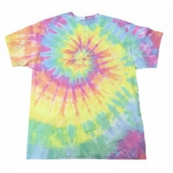 Tie Dye T-Shirts - Discount Prices Wholesale - SHERBET-DELIGHT-2147