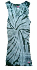Tie Dye Tank Tops For Juniors Wholesale Suppliers - SPIDER SILVER