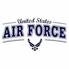 Wholesale Clothing Apparel Military T-Shirts Bulk Supplier - U.S. Air Force W Logo a12298c