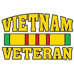 Wholesale Military Patriotic T Shirts Bulk - Vietnam Veteran Service Ribbon a9487e