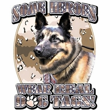 Wholesale T Shirts Hats, Military Tee Shirts, Wear Real Dog Tags Military - a9517d