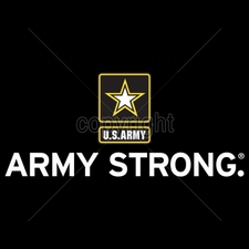 Wholesale Apparel - Military T-Shirts - 12x5-army-strong-army-star-stacked