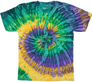 Wholesale Tie Dye T Shirts Suppliers - MARDI GRAS