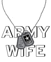 Wholesale Army Wife T-Shirts - Transfermations_USARMYWifeLgDT