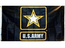 ARMY HOUSE FLAG Military Wholesale 3X5