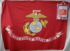 Marine Corps Blanket Fleece Military - MSC Distributors