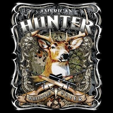 Wholesale Clothing Apparel - Gun T Shirts - 17825HD2-2 Hunter Buck