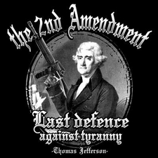 Wholesale Clothing Apparel - Gun T Shirts - 18286D2-2 2nd Amendment