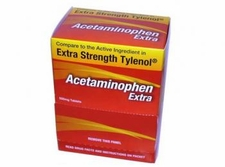 Wholesale C-store Buy Convenience Store Merchandise - ACETAMINOPHIN EXTRA STRENGTH