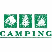 Camping T Shirts Wholesale