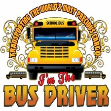 Wholesale T-Shirts Bulk Bus Driver Supplier - Bus Driver a10858e