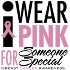 Wholesale T-Shirts Cancer Supplier Bulk - I Wear Pink Someone Special a10730a