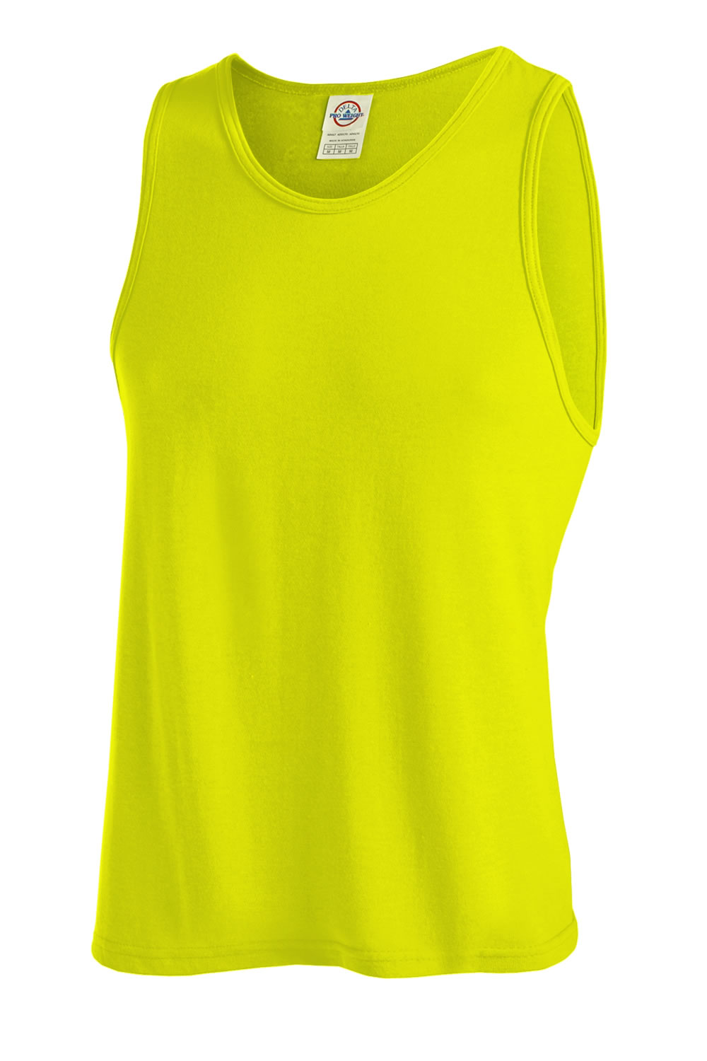 Safety Green Tank Tops Tank Top Safety Green