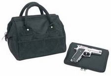 Wholesale Nylon Shooters Range Bag - 6141 Black 44.50