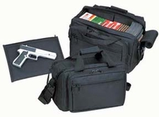 Wholesale Firearms Accessories - 6143. Nylon Shooters Range Bag--Black 44.50