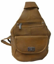 Wholesale Concealment Backpack-Light Brown - 7029. (Special)