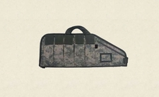 Wholesale Firearms Accessories - GNA. Nylon Assault Rifle Case - 30--Digital Camel 36.50