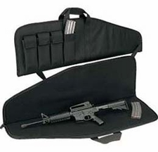 Wholesale Firearms Accessories - GNA. Nylon Assault Rifle Case - 37 38.50