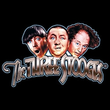 Wholesale T-Shirts, The Three Stooges Funny T Shirts  - 08768HL2-1