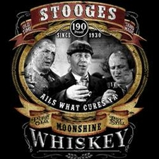 Wholesale T-Shirts, The Three Stooges Funny T Shirts - 18667D2-1