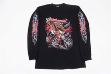 Wholesale long sleeve t-shirts - S190LSP