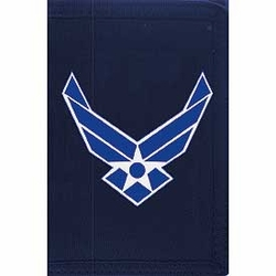 Wholesale Merchandise Listings | Browse Wholesale Products - Heavy Duty Nylon Wallet- U.S. Air Force Wings 11.99