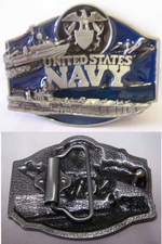 Wholesale Military Belt Buckle - United States Navy Metal Belt Buckle.jpg