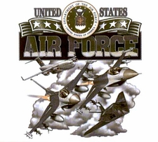 Wholesale T-Shirts, Bulk T-Shirts, Military T-Shirts, Air Force T-Shirts - A21147