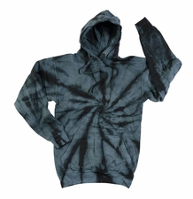Wholesale Sweatshirts Hoodies Tie Dye Bulk - Black Monsoon