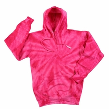 Wholesale Tie Dye Sweatshirts Bulk - Pink Monsoon