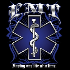 Custom Printed EMT T Shirts Custom Printed Rescue Wholesale - 19292D1