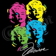 Wholesale T Shirts Bulk - Monroe Neon