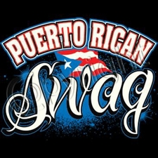 Wholesale Puerto Rican Swag T Shirts - 11585-12