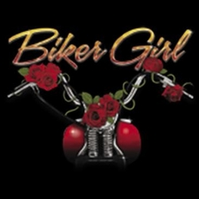 Wholesale T-Shirts Bulk Motorcycle - Biker Girl a10012f