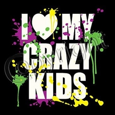 Wholesale Bulk T Shirts Funny Fashion - Wholesale - Funny T Shirts - Crazy Kids 10283-12