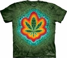 Tie Dye T Shirts Wholesale - Sweetleaf