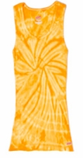 Clothing Tie Dye Tank Tops For Juniors Wholesale Suppliers -SPIDER GOLD