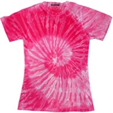 Wholesale - Tie Dye T Shirts - Sublimation Ladies Cheap Wholesalers - 670