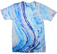 Wholesale Tie Dye T Shirts Suppliers -marble10