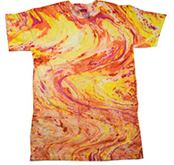 Wholesale Tie Dye T Shirts Suppliers -marblelollypop