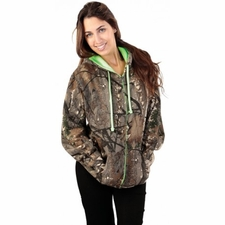 Wholesale Women's Fashion Clothing - TREE CAMOUFLAGE HOODIE 3538 29.99